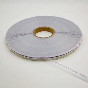 مارک های چاپ شده قابل بازپشت نوار بسته بند
