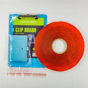 نوار پلاستیکی سفارشی چاپ شده پلاستیکی